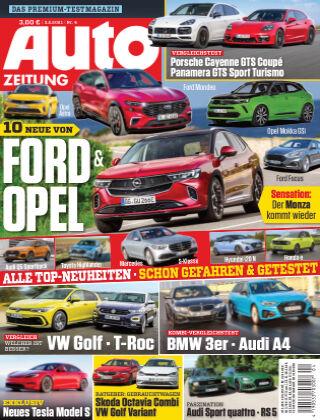Auto Zeitung NR.04 2021