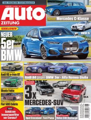 Auto Zeitung NR.06 2021