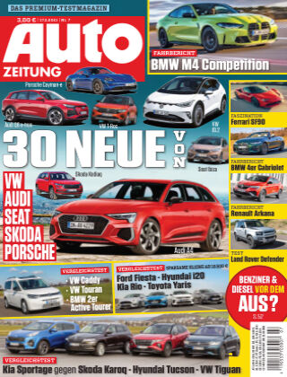 Auto Zeitung NR.07 2021