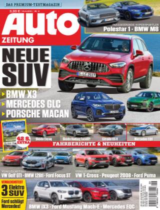 Auto Zeitung NR.09 2021