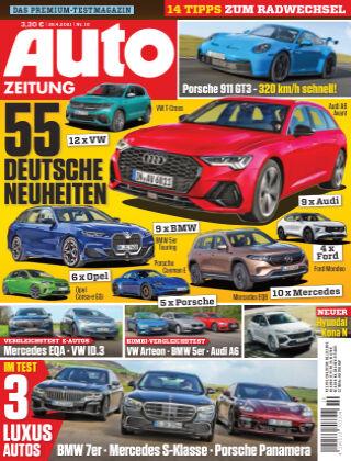 Auto Zeitung NR.10 2021