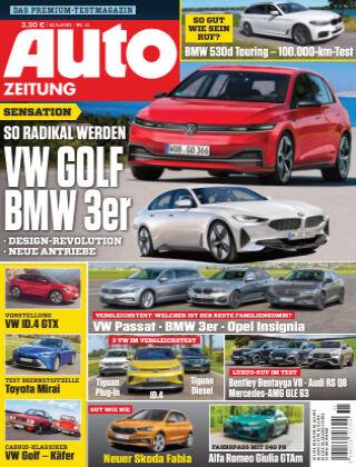 Auto Zeitung NR.11 2021