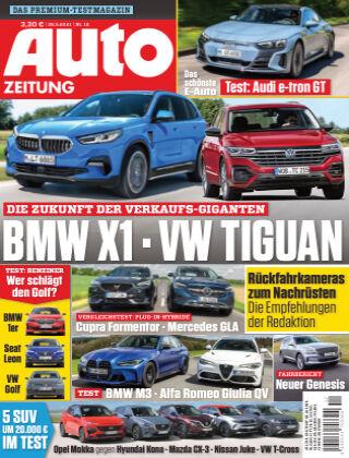 Auto Zeitung NR.12 2021
