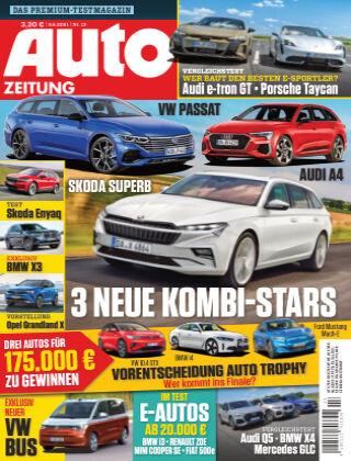 Auto Zeitung NR.13 2021