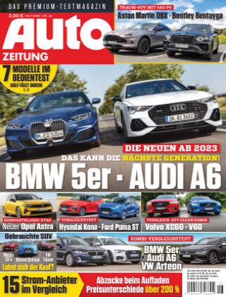 Auto Zeitung NR.16 2021