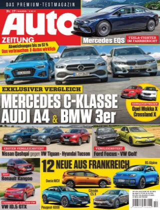 Auto Zeitung NR.17 2021