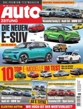 Auto Zeitung NR.18 2021