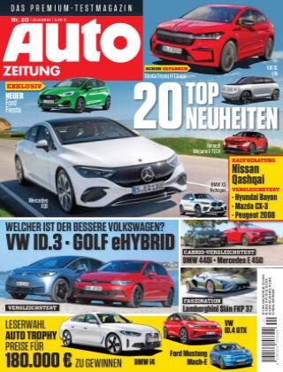 Auto Zeitung NR.20 2021