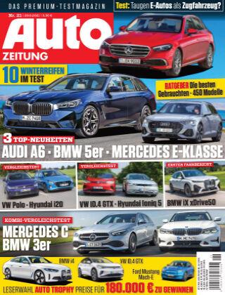 Auto Zeitung NR.21 2021