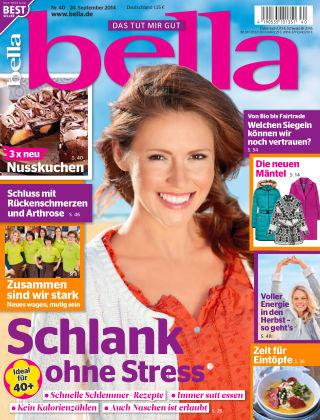 Bella NR.40 2014