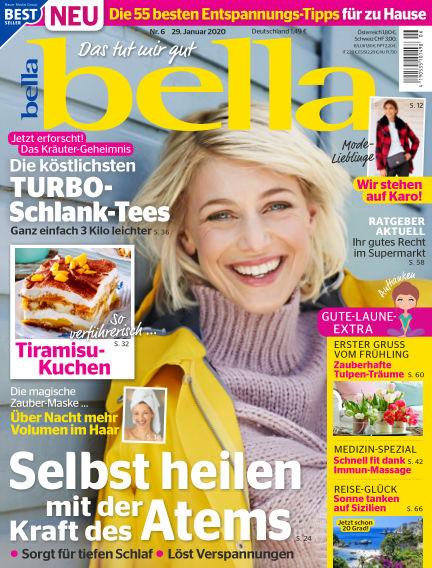 Bella January 29, 2020 00:00