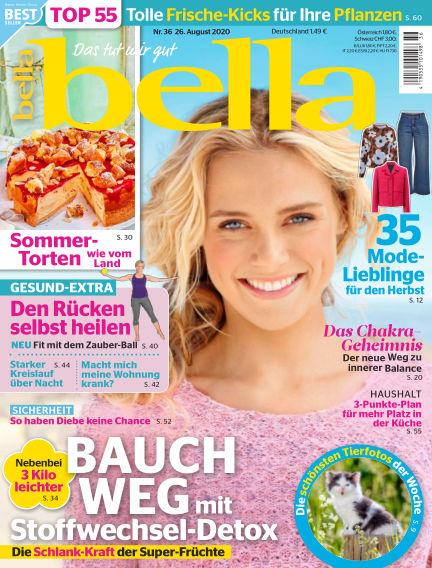 Bella August 26, 2020 00:00