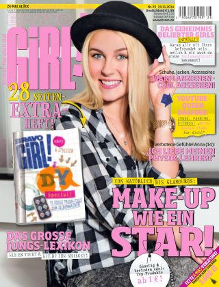 Bravo Girl! NR.25 2014