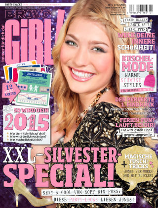 Bravo Girl! NR.1 2015