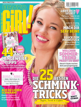Bravo Girl! NR.10 2015
