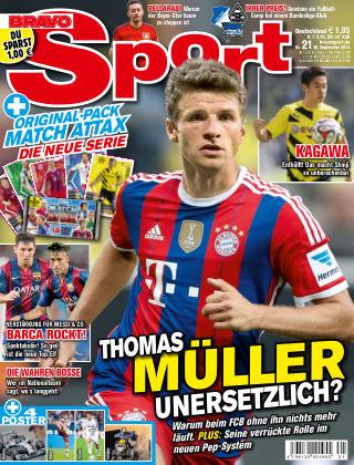 Bravo Sport NR.21 2014