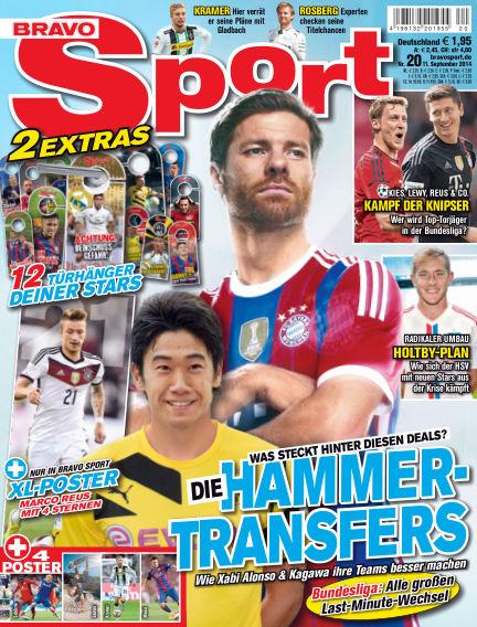 Bravo Sport September 11, 2014 00:00