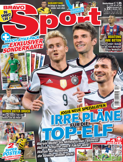 Bravo Sport October 09, 2014 00:00