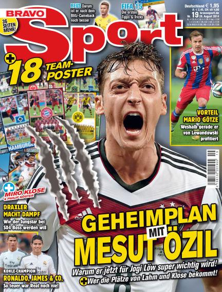 Bravo Sport August 28, 2014 00:00