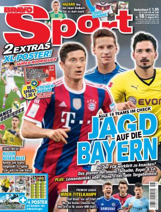 Bravo Sport NR.18 2014