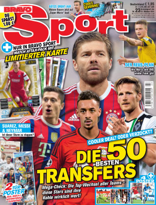 Bravo Sport NR.23 2014