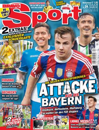 Bravo Sport NR.24 2014