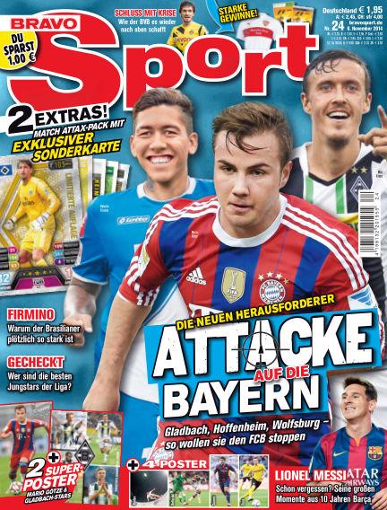 Bravo Sport November 06, 2014 00:00