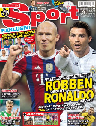 Bravo Sport NR.25 2014