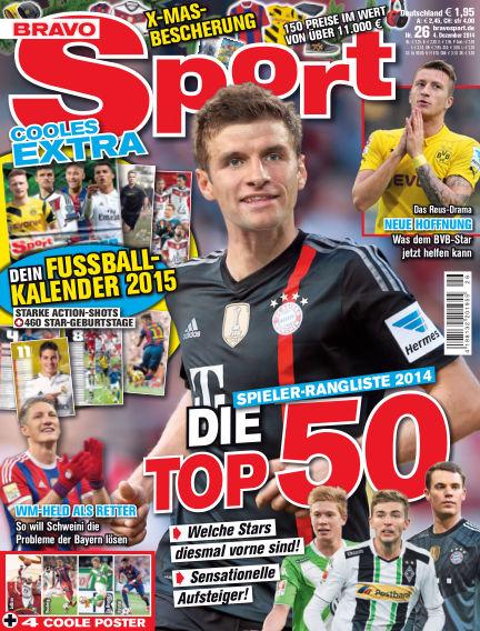 Bravo Sport December 04, 2014 00:00
