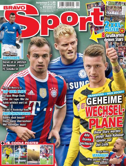 Bravo Sport December 18, 2014 00:00
