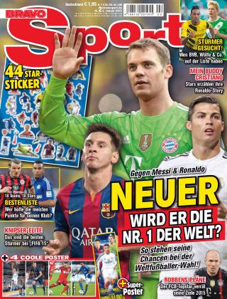 Bravo Sport NR.2 2015