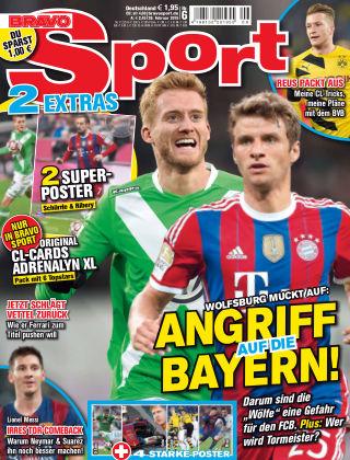 Bravo Sport NR.6 2015