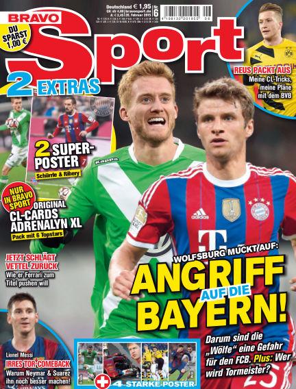 Bravo Sport February 26, 2015 00:00