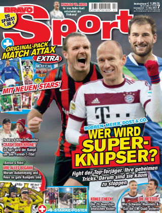 Bravo Sport NR.7 2015