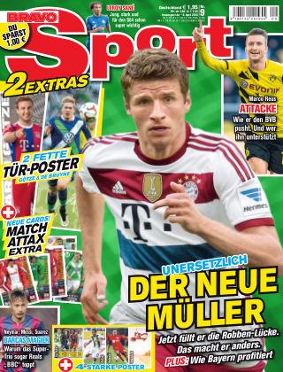 Bravo Sport NR.9 2015