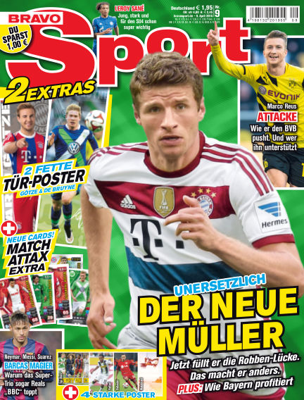 Bravo Sport April 09, 2015 00:00