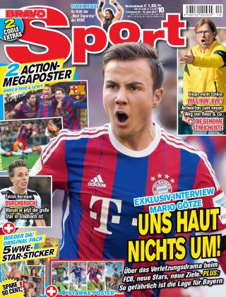 Bravo Sport NR.10 2015