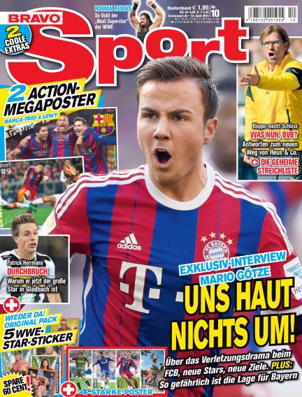 Bravo Sport April 23, 2015 00:00