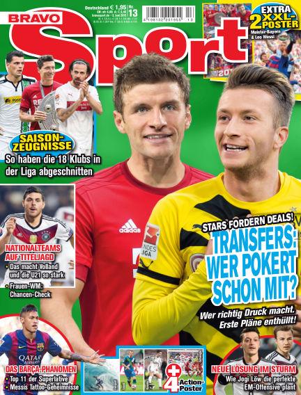 Bravo Sport June 04, 2015 00:00