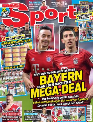 Bravo Sport NR.15 2015