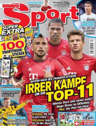 Bravo Sport NR.17 2015