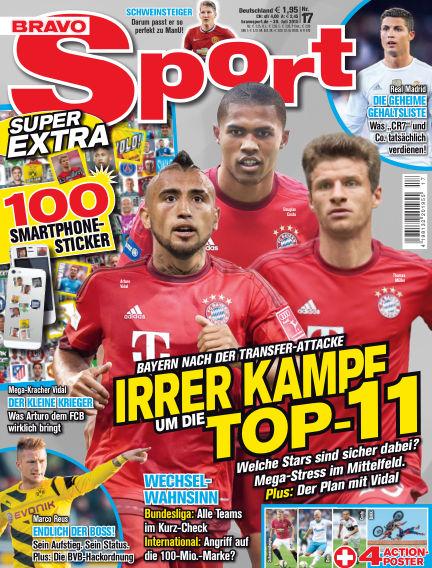 Bravo Sport July 30, 2015 00:00