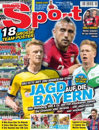 Bravo Sport NR.18 2015