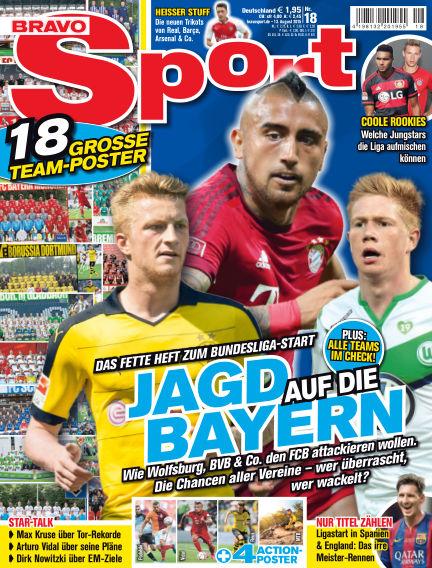 Bravo Sport August 13, 2015 00:00