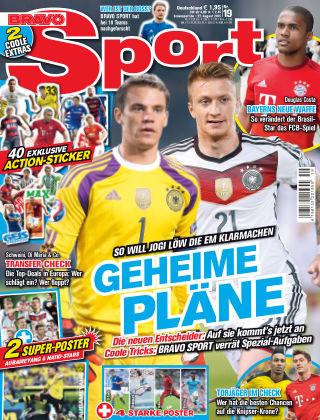 Bravo Sport NR.19 2015
