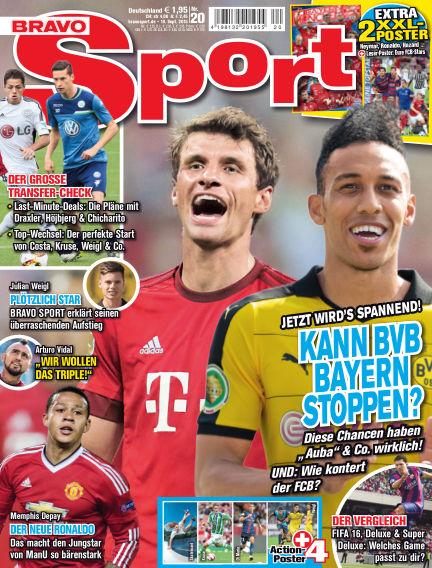 Bravo Sport September 10, 2015 00:00