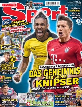 Bravo Sport NR.23 2015