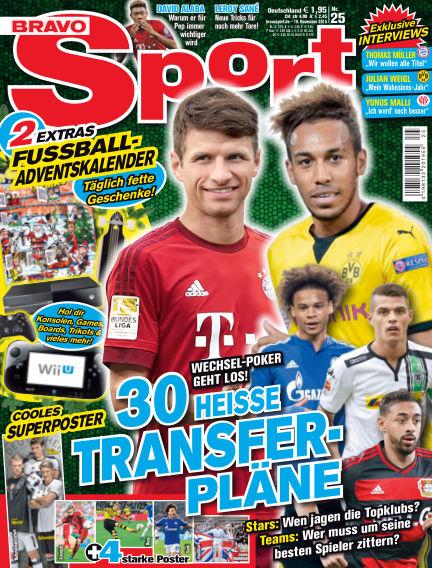 Bravo Sport November 19, 2015 00:00