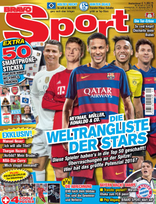 Bravo Sport NR.01 2016