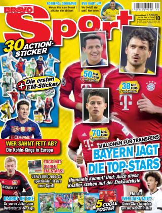 Bravo Sport NR.10 2016